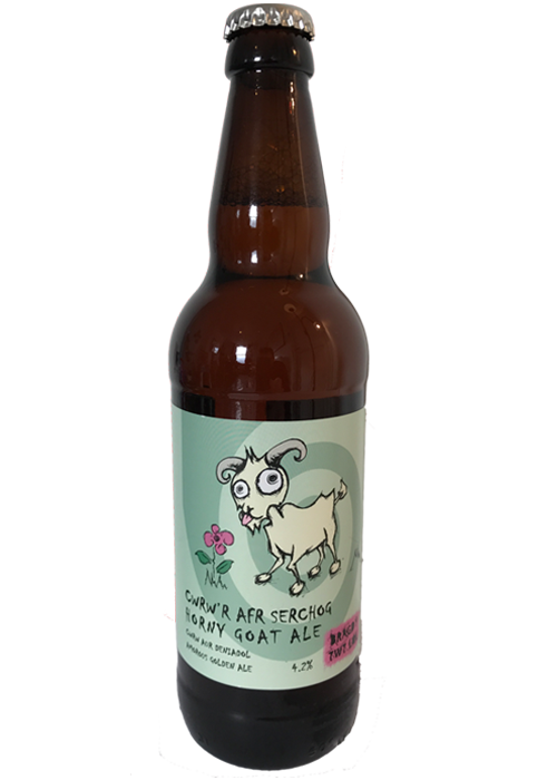 Horny Goat Ale